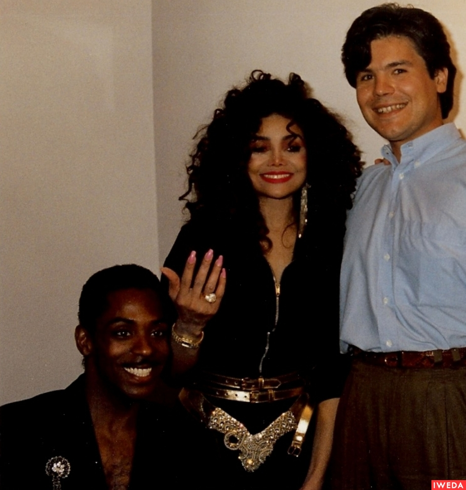 La toya wedding